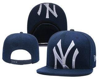 New York Yankees Snapback Ajustable Cap Hat YD 6