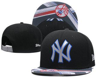 New York Yankees Snapback Ajustable Cap Hat GS 12