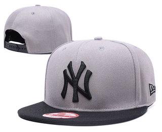 New York Yankees Snapback Ajustable Cap Hat GS 7
