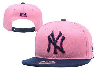 New York Yankees Snapback Ajustable Cap Hat YD 4