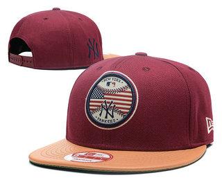 New York Yankees Snapback Ajustable Cap Hat GS 10