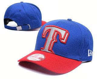 Texas Rangers Snapback Ajustable Cap Hat GS 1