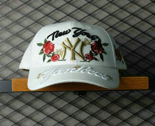 Top Quality New York Yankees Snapback Peaked Cap Hat MZ 3