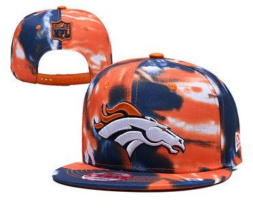 NFL Denver Broncos Camo Hats