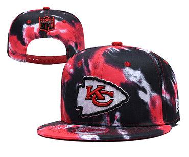 NFL Kansas City Chiefs Camo Hats