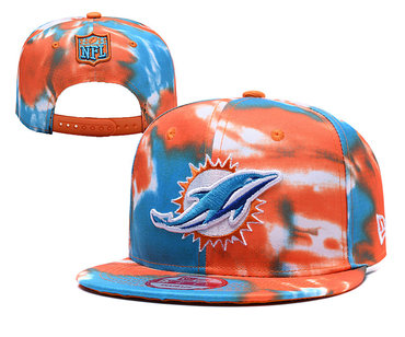 NFL Miami Dolphins Camo Hats