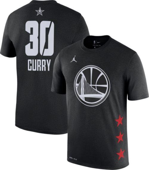 Jordan Men's 2019 NBA All-Star Game #30 James Harden Dri-FIT Black T-Shirt