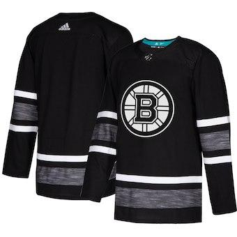 Men's Boston Bruins Black 2019 NHL All-Star Game Adidas Jersey