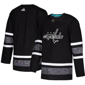 Men's Washington Capitals Black 2019 NHL All-Star Game Adidas Jersey