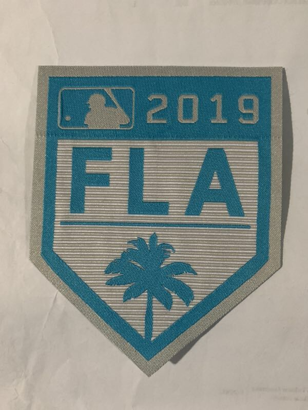 MLB 2019 Spring Training Grapefruit League Patch