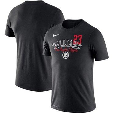 Lou Williams LA Clippers Nike Player Performance T-Shirt Black