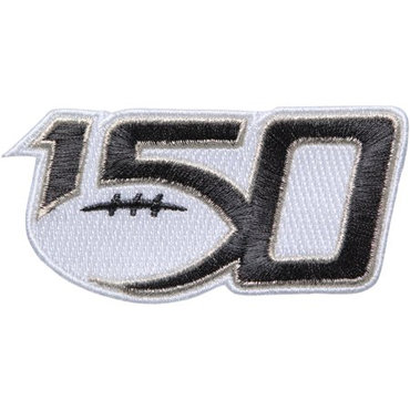 NCAA 150th Year Anniversary College Football Patch