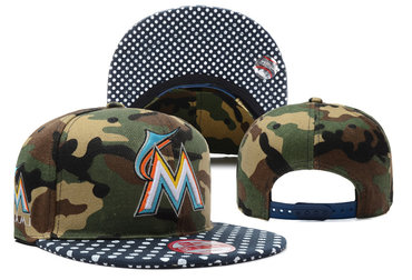Mariners Fresh Logo Camo Adjustable Hat YD