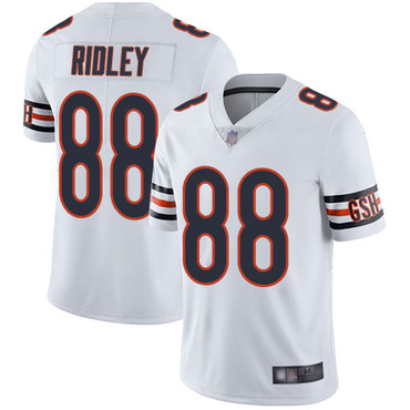 Nike Bears 88 Riley Ridley White Vapor Untouchable Limited Jersey