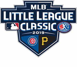MLB 2019 Little League Classic Patch