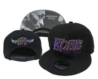 Los Angeles Lakers Snapback Ajustable Cap Hat YD 20-04-07-21