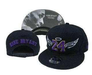 Los Angeles Lakers Snapback Ajustable Cap Hat YD 20-04-07-24