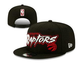 Toronto Raptors Snapback Ajustable Cap Hat YD 20-04-07-01