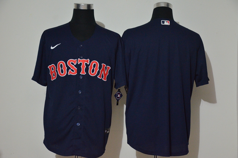 Men's Boston Red Sox Blank Navy Blue Stitched MLB Cool Base Nike JerseyMen's Boston Red Sox Blank Navy Blue Stitched MLB Cool Base Nike Jersey