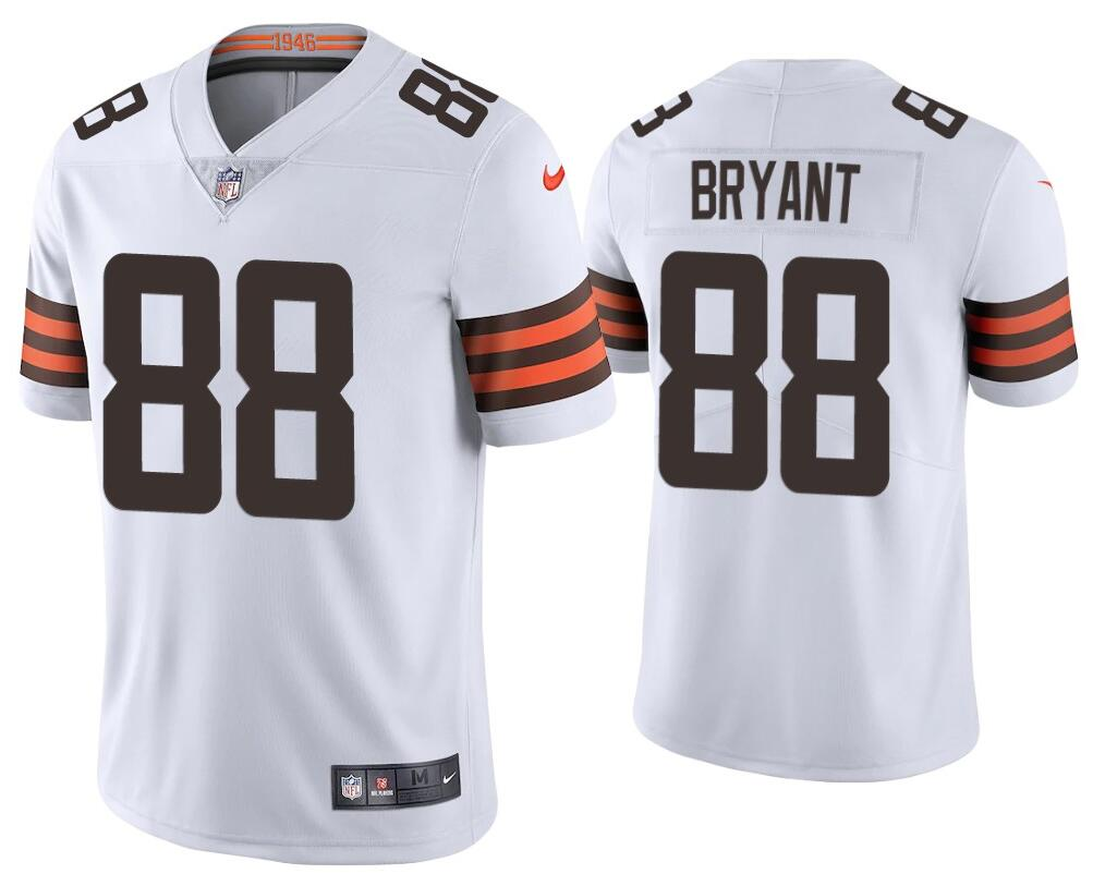 Nike Cleveland Browns #88 Harrison Bryant White 2020 New Vapor Untouchable Limited Jersey