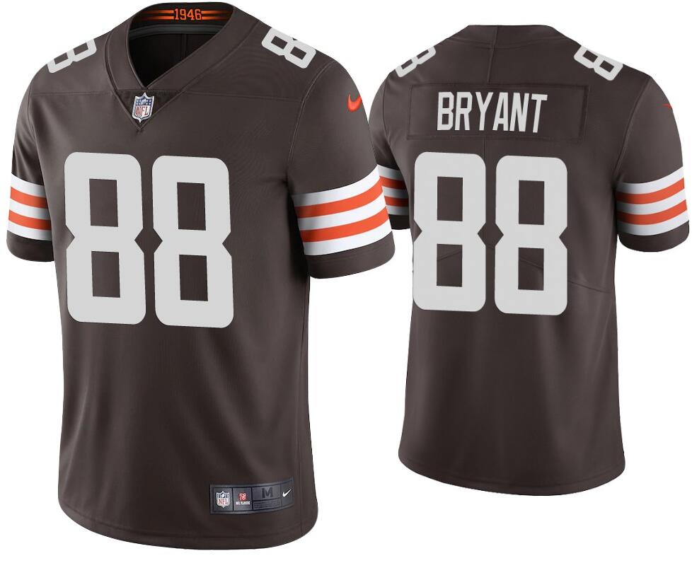 Nike Cleveland Browns #88 Harrison Bryant Brown 2020 New Vapor Untouchable Limited Jersey