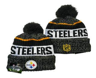 Pittsburgh Steelers Beanies Hat YD 20-11