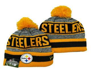 Pittsburgh Steelers Beanies Hat YD 2
