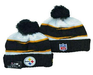 Pittsburgh Steelers Beanies Hat YD 1