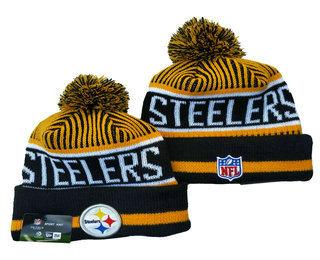 Pittsburgh Steelers Beanies Hat YD
