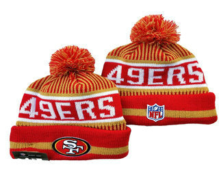 San Francisco 49ers Beanies Hat