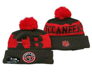 Tampa Bay Buccaneers Beanies Hat 1