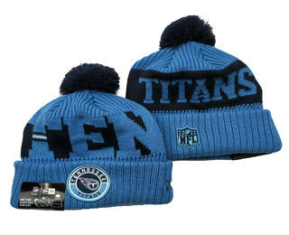 Tennessee Titans Beanies Hat YD 1