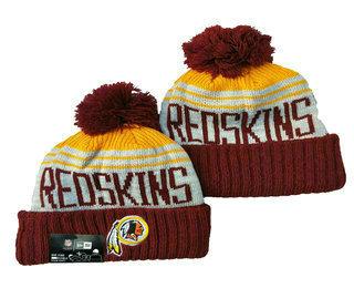 Washington Redskins Beanies Hat YD 2