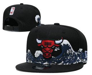 Chicago Bulls Snapback Ajustable Cap Hat YD