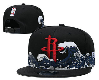 Houston Rockets Snapback Ajustable Cap Hat YD
