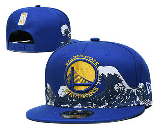 Golden State Warriors Snapback Ajustable Cap