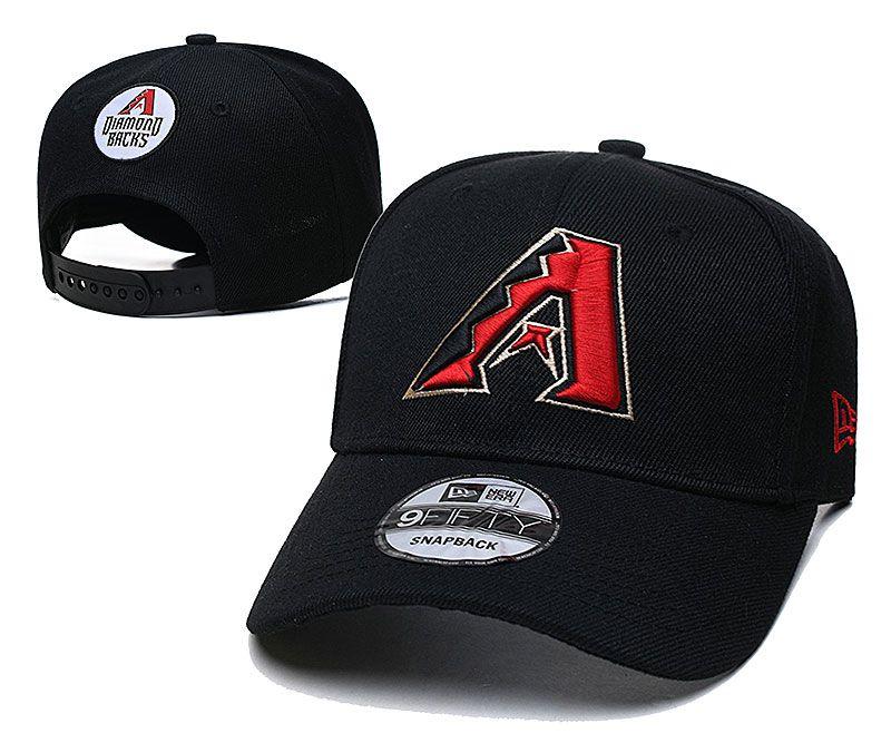 2021 MLB Arizona Diamondback Hat TX326