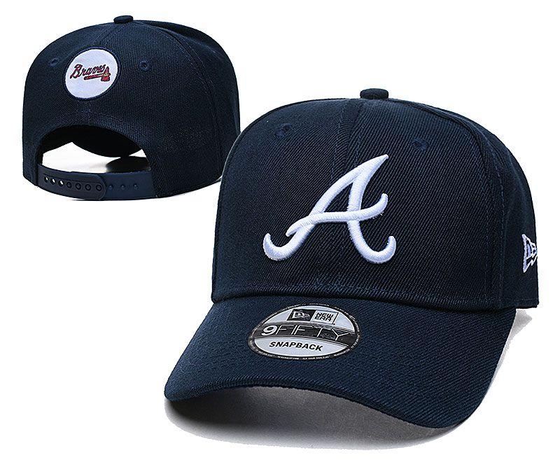 2021 MLB Atlanta Braves Hat TX326