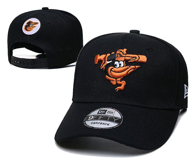 2021 MLB Baltimore Orioles Hat TX326