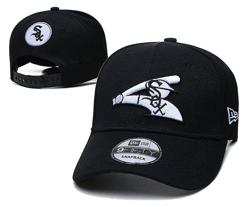 2021 MLB Chicago White Sox Hat TX326
