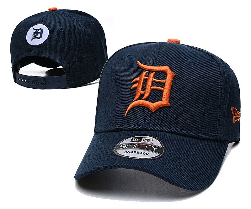2021 MLB Detroit Tigers Hat TX326
