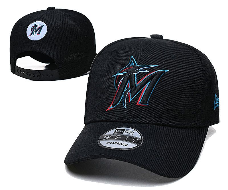 2021 MLB Miami Marlins Hat TX326