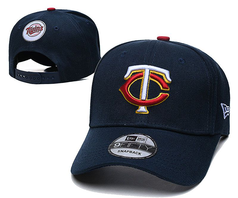 2021 MLB Minnesota Twins Hat TX326
