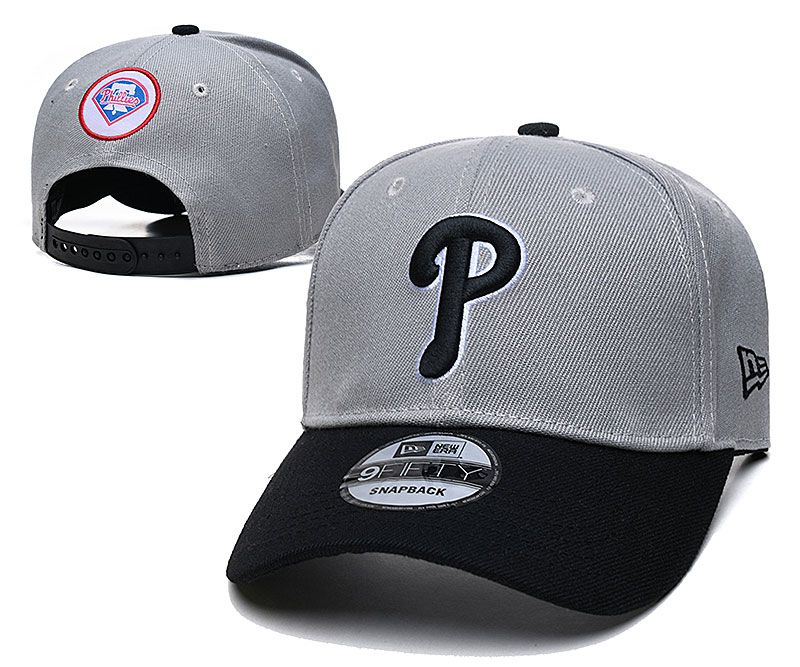 2021 MLB Philadelphia Phillies Hat TX326