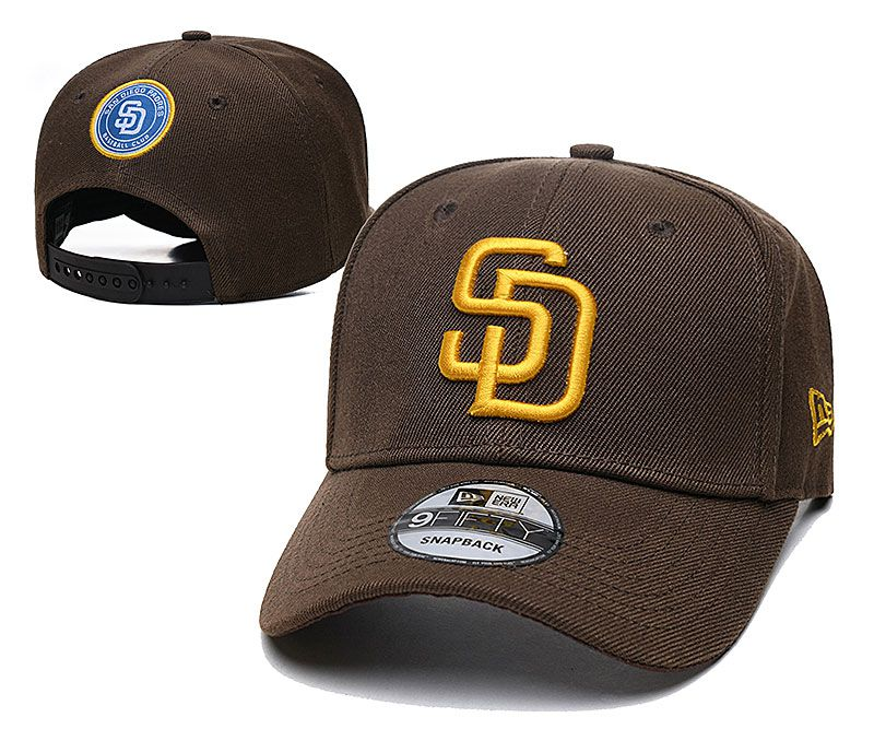 2021 MLB San Diego Padres Hat TX326