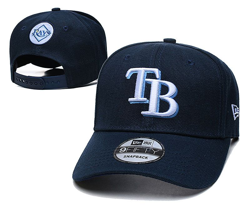 2021 MLB Tampa Bay Rays Hat TX326