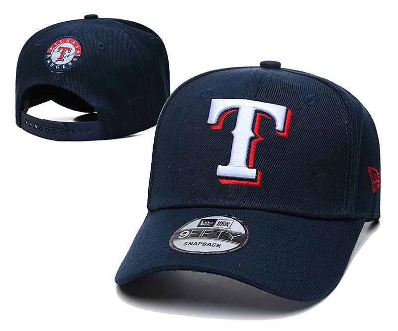 2021 MLB Texas Rangers Hat TX326