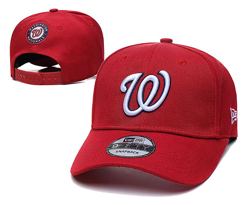 2021 MLB Washington Nationals Hat TX326