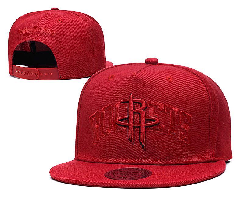 2021 NBA Houston Rockets Hat TX326