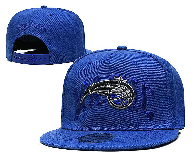 2021 NBA Orlando Magic Hat TX326